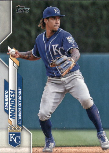 Photo of 2020 Topps #35 Adalberto Mondesi