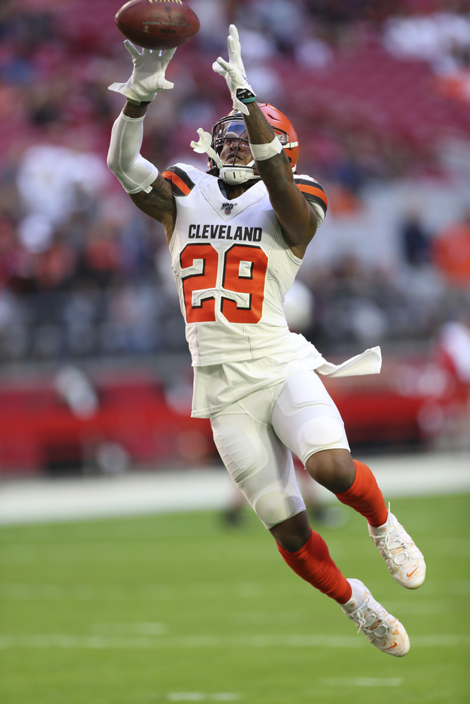 Video Chat with Sheldrick Redwine - Safety for the Cleveland Browns & former Miami Hurricane