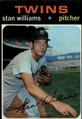 Photo of 1971 Topps #638 Stan Williams