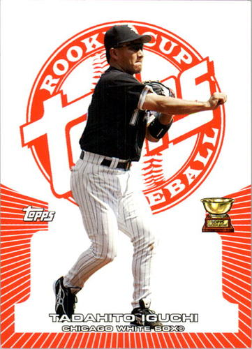 Photo of 2005 Topps Rookie Cup Red #147 Tadahito Iguchi