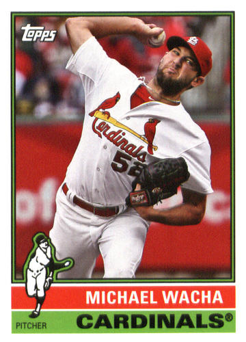 Photo of 2015 Topps Archives #139 Michael Wacha