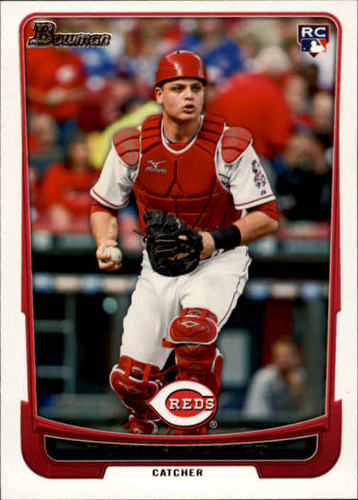 Photo of 2012 Bowman #214 Devin Mesoraco Rookie Card