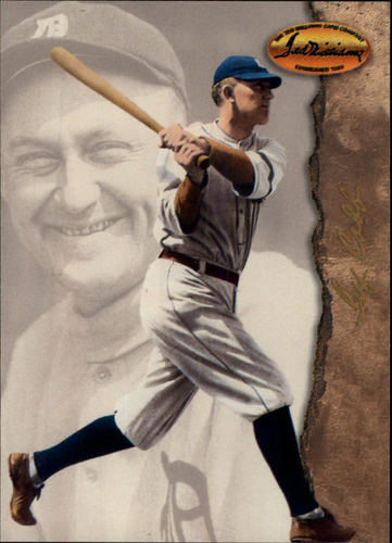 Photo of 1994 Ted Williams #30 Ty Cobb