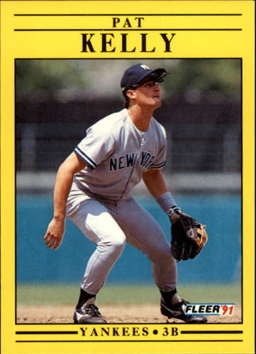 Photo of 1991 Fleer Update #46 Pat Kelly RC