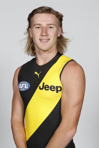 Photo of 2021 Player Issued ANZAC Guernsey - Hugo Ralphsmith #45