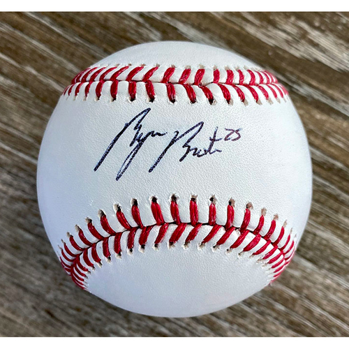 Photo of UMPS CARE AUCTION: Byron Buxton Signed Baseball