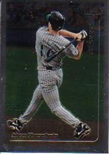 Photo of 1999 Topps Chrome #25 Travis Lee