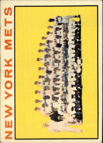 Photo of 1964 Topps #27 New York Mets TC
