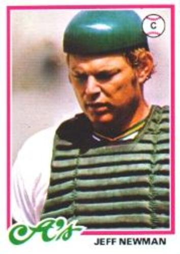 Photo of 1978 Topps #458 Jeff Newman