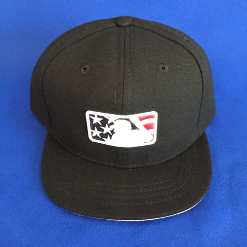 UMPS CARE AUCTION: MLB Specialty Stars and Stripes Umpire Cap - Size 7 1/2