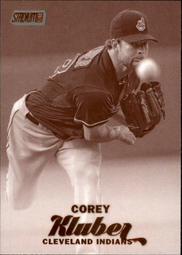 Photo of 2017 Stadium Club Sepia #299 Corey Kluber