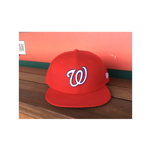 Photo of Autographed Cap - Trea Turner