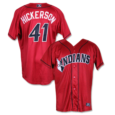 #41 Bryan Hickerson Autographed Game Worn Jersey