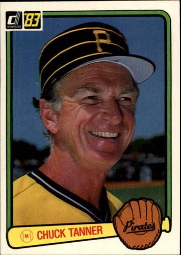Photo of 1983 Donruss #124 Chuck Tanner MG
