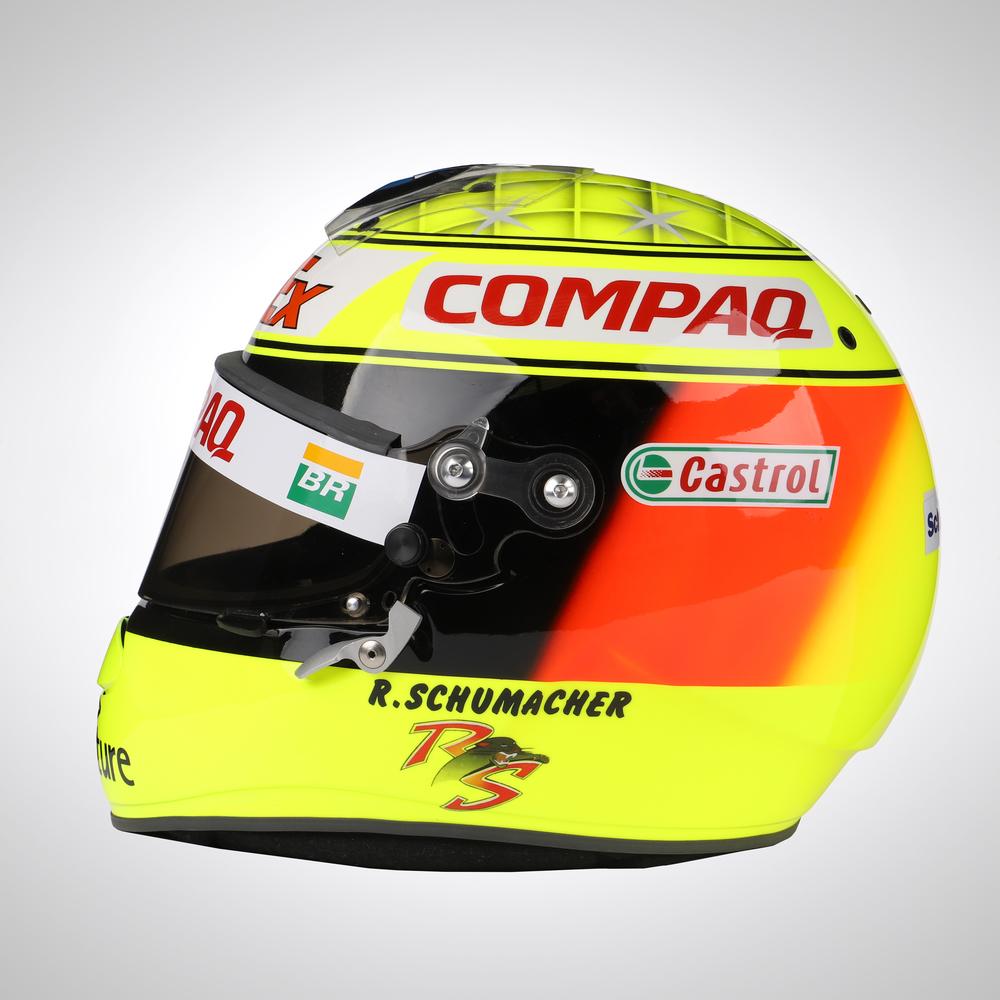 Ralf Schumacher 2002 Race