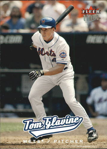 Photo of 2005 Ultra #34 Tom Glavine