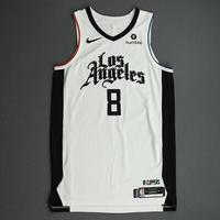 Maurice Harkless - Los Angeles Clippers - Game-Worn City Edition Jersey - 2019-20 Season