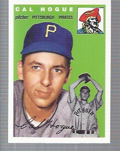 Photo of 1994 Topps Archives '54 #134 Cal Hogue