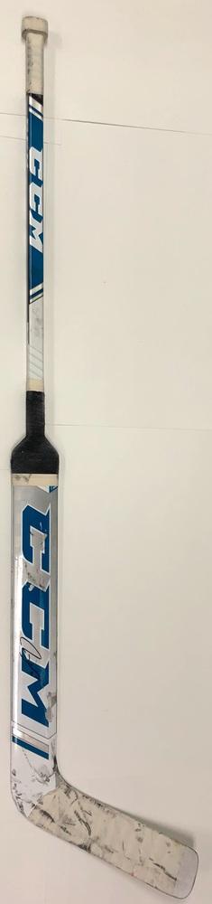 #31 Martin Jones Game Used Stick - Autographed - San Jose Sharks