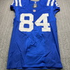 STS - Colts Jack Doyle Signed Game Used Jersey (11/8/20) Size 42