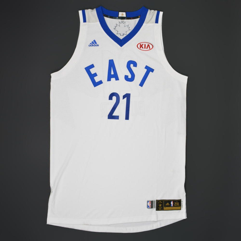 buy online dbe2d cfbb8 Jimmy Butler - 2016 NBA All-Star Game - Eastern Conference ...