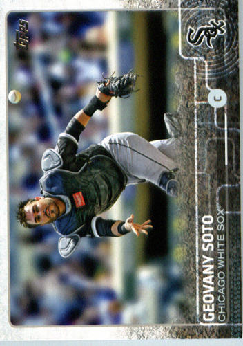 Photo of 2015 Topps Update #US228 Geovany Soto