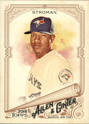 Photo of 2018 Topps Allen and Ginter #292 Marcus Stroman