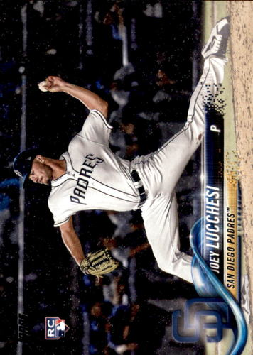 Photo of 2018 Topps Update #US271 Joey Lucchesi RC