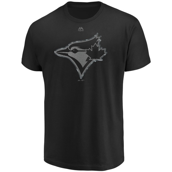 Toronto Blue Jays Gameday Battle T-Shirt by Majestic