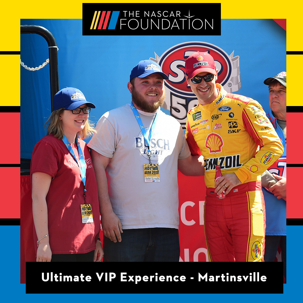 Ultimate VIP Experience at Martinsville!