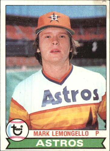 Photo of 1979 Topps #187 Mark Lemongello