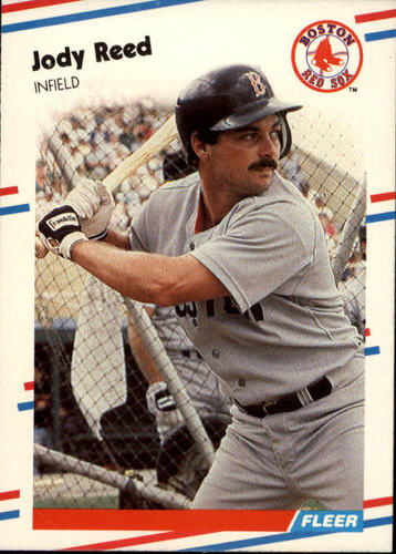 Photo of 1988 Fleer #360 Jody Reed RC