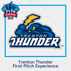 Photo of Trenton Thunder First Pitch Experience