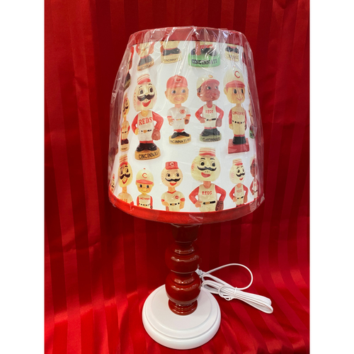 Photo of Bobblehead Lamp