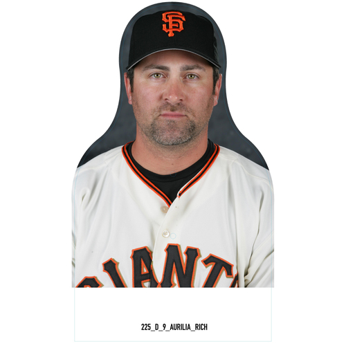 Photo of Giants Community Fund: Giants Rich Aurilia Cutout