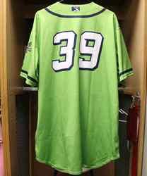 Photo of Stockton Ports  Asparagus jersey, #39, Size 46