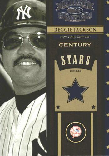 Photo of 2004 Throwback Threads Century Stars #44 Reggie Jackson