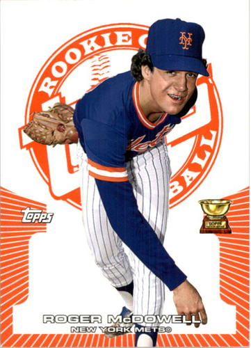 Photo of 2005 Topps Rookie Cup Orange #55 Roger McDowell