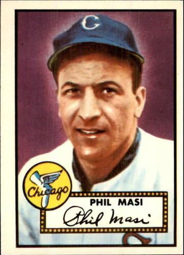 Photo of 1983 Topps 1952 Reprint #283 Phil Masi
