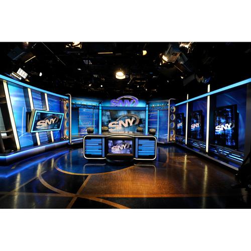 Photo of Amazin' Auction: SNY Studio Tour