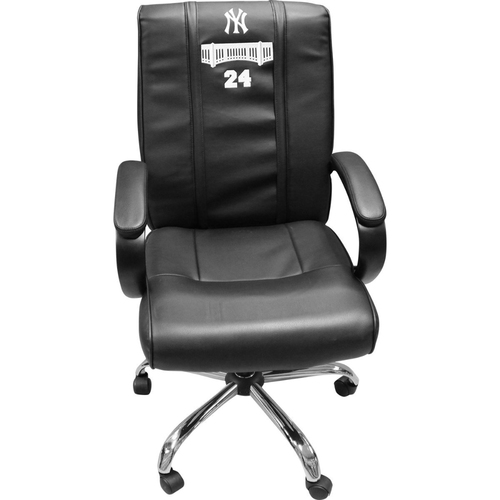 Photo of Gary Sanchez New York Yankees 2018 Game Used #24 Clubhouse Chair (9/23/2018, 10/3/2018, 10/8/2018)