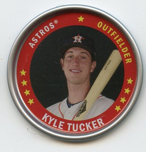 Photo of 2019 Topps Archives Coins #C17 Kyle Tucker