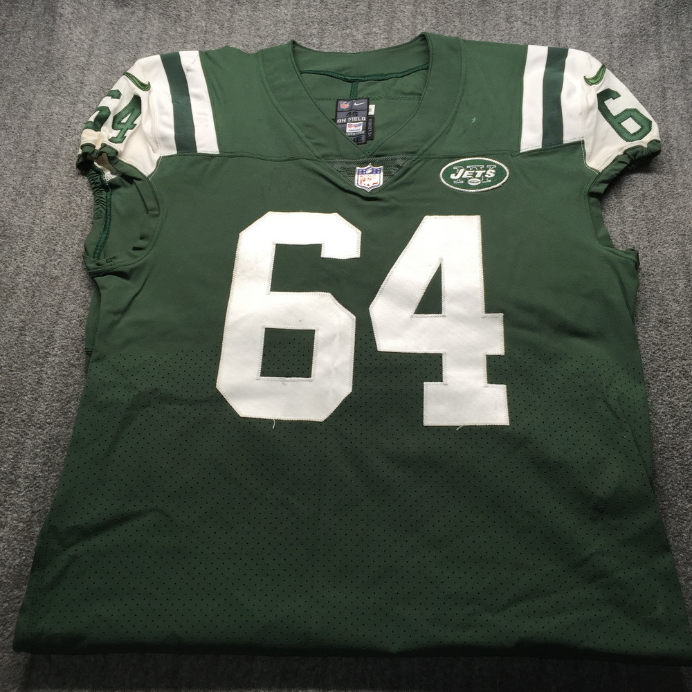 Jets - Watts Team Used Jersey Size 46