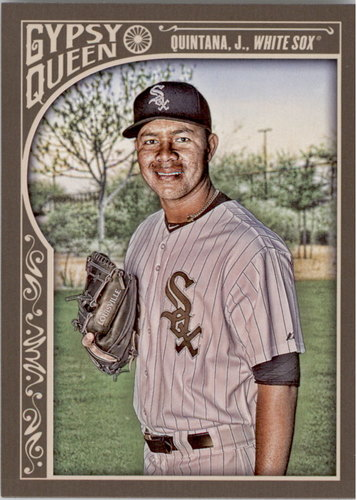 Photo of 2015 Topps Gypsy Queen #248 Jose Quintana