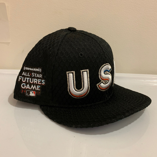 Photo of 2017 All Star Futures Game -  Game Used Cap  - Bo Bichette (Toronto Blue Jays) Size - 7 -3/8