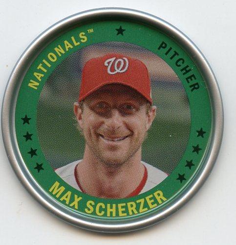 Photo of 2019 Topps Archives Coins #C18 Max Scherzer