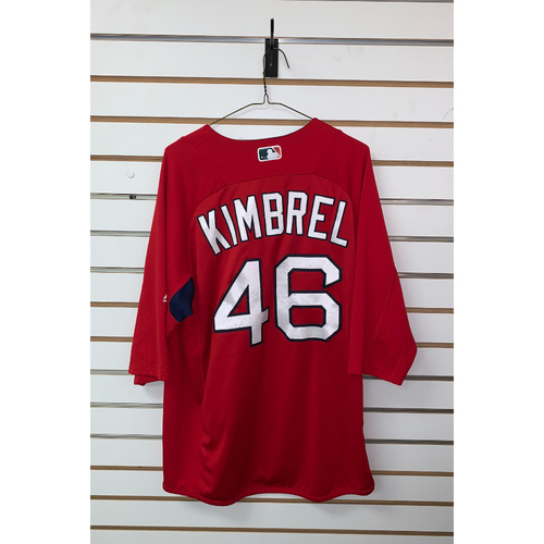 Craig Kimbrel Team Issued Home Batting Practice Jersey