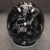 Walter Payton Man of the Year multi signed revolution helmet (including Drew Brees, Peyton Manning, Joe Green, Dan Marino, and Roger Staubach) signed by over 27 players + 500 Entries into United Way Super Bowl Sweepstakes
