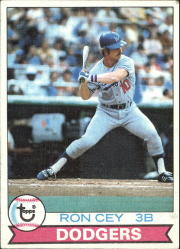 Photo of 1979 Topps #190 Ron Cey