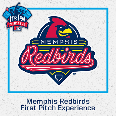 Memphis Redbirds First Pitch Experience